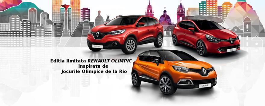 Renault Olimpic